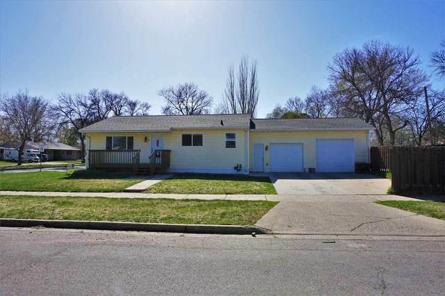1 8th St NW, Minot, ND 58703 (MLS #210932) :: Signal Realty