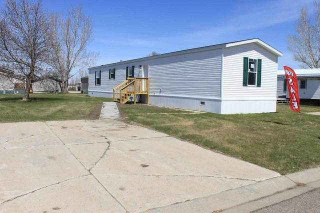 406 31st Ave Lot #444 SE #444, Minot, ND 58701 (MLS #210949) :: Signal Realty