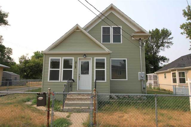 515 2nd Ave NW, Minot, ND 58701 (MLS #210969) :: Signal Realty