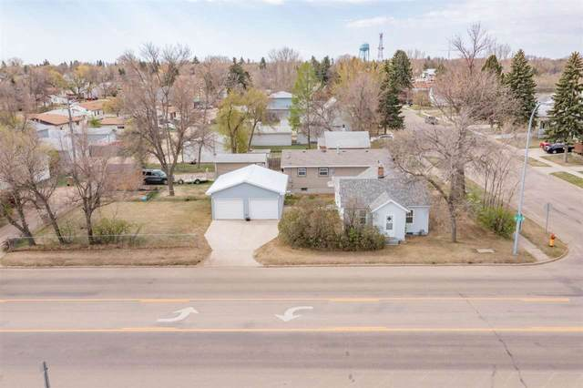 1101 7TH ST SW, Minot, ND 58701 (MLS #210978) :: Signal Realty