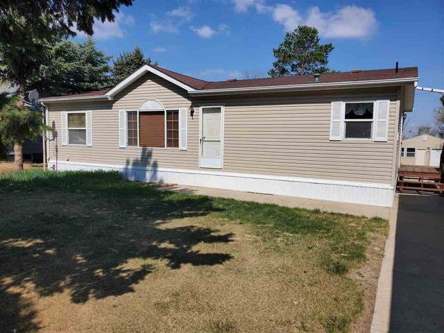 1437 33 S AVE NW, Coleharbor, ND 58531 (MLS #211018) :: Signal Realty