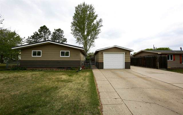 2043 NW 7th St, Minot, ND 58703 (MLS #211090) :: Signal Realty