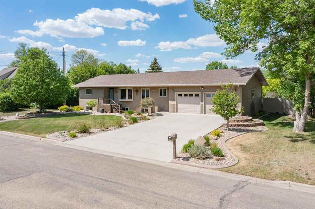 404 4TH ST NW, Mohall, ND 58761 (MLS #211151) :: Signal Realty