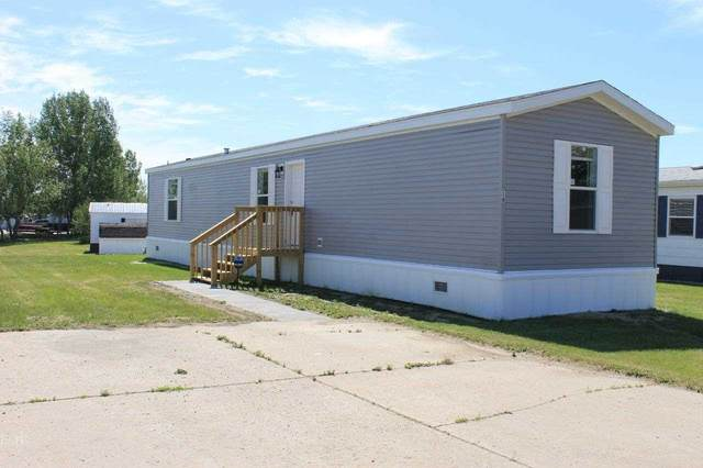 405-#16 31st Ave Lot 16 SE #16, Minot, ND 58701 (MLS #211232) :: Signal Realty