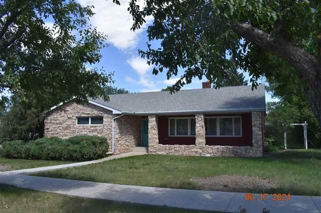 354 1st St NE, Garrison, ND 58540 (MLS #211248) :: Signal Realty