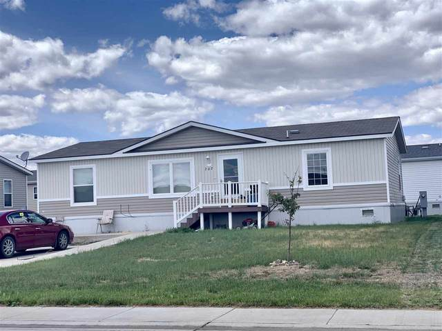 702 Foxtail Dr SW, Minot, ND 58701 (MLS #211275) :: Signal Realty