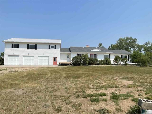 2135 12th St NW, Turtle Lake, ND 58575 (MLS #211491) :: Signal Realty