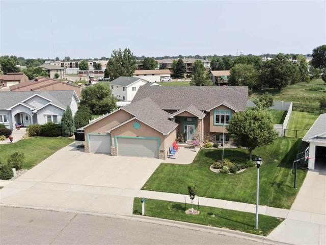 3409 15th St SW, Minot, ND 58701 (MLS #211585) :: Signal Realty