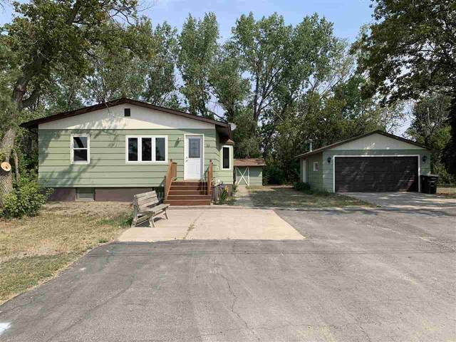16 1st St NW, Surrey, ND 58785 (MLS #211601) :: Signal Realty