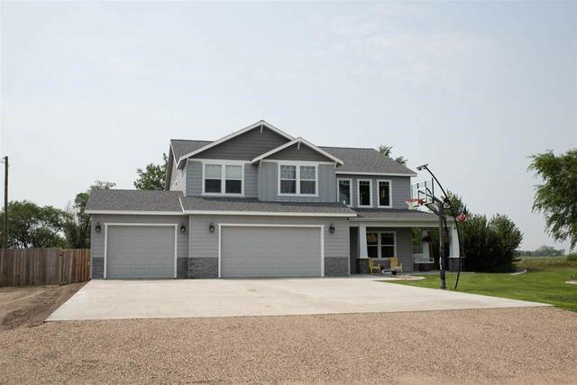 615 NW 2nd St NW, Garrison, ND 58540 (MLS #211678) :: Signal Realty