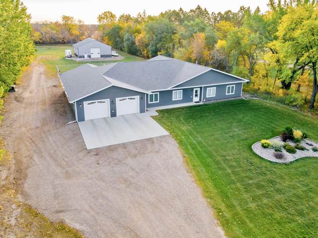 1223 78TH ST SE, Minot, ND 58701 (MLS #212027) :: Signal Realty