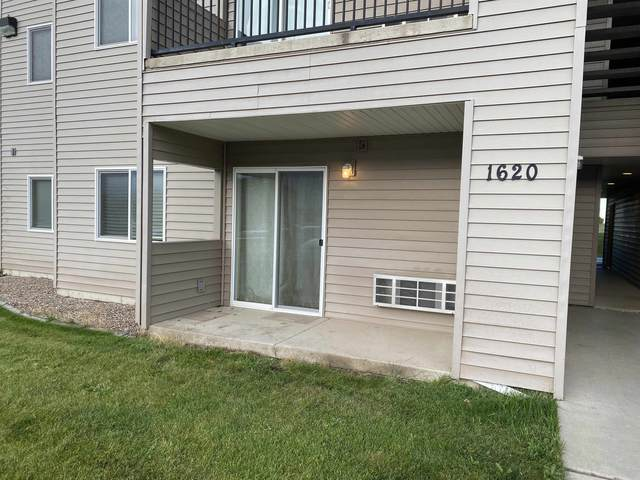 1620-#102 20th Ave NW #102, Minot, ND 58103 (MLS #212045) :: Signal Realty