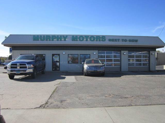 1738 S Broadway, Minot, ND 58701 (MLS #212051) :: Signal Realty