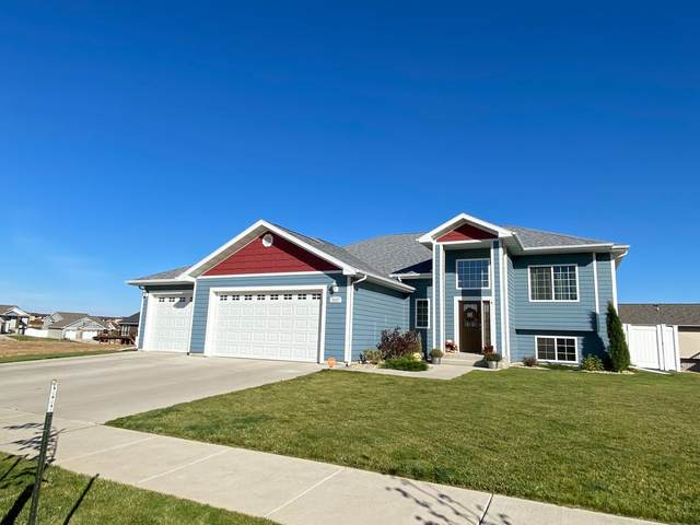 2632 18th St NW, Minot, ND 58703 (MLS #212067) :: Signal Realty