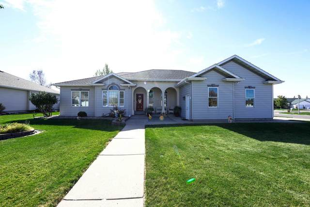 900 13th Ave SE, Minot, ND 58701 (MLS #212117) :: Signal Realty