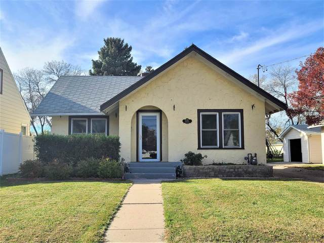 625 1st St NW, Minot, ND 58703 (MLS #212122) :: Signal Realty