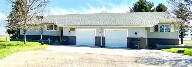 313-313 2nd Avenue A SE 2nd Avenue, Mohall, ND 58761 (MLS #210379) :: Signal Realty