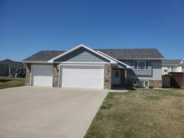 2820 Grey Eagle Pass NW, Minot, ND 58703 (MLS #210881) :: Signal Realty