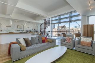 21 Wormwood St #601, Boston, MA 02210 (MLS #72117584) :: Goodrich Residential
