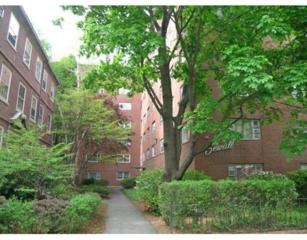 131 Sewall Ave #23, Brookline, MA 02446 (MLS #72125825) :: Goodrich Residential