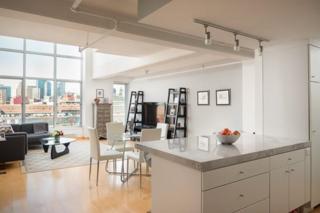 25 Channel Center St #807, Boston, MA 02210 (MLS #72126842) :: Goodrich Residential