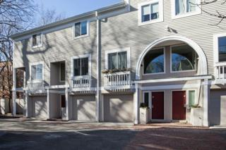 1 Ellery Place #1, Cambridge, MA 02138 (MLS #72132191) :: Goodrich Residential