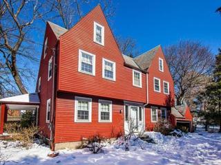 61 Hedge Rd, Brookline, MA 02445 (MLS #72133835) :: Goodrich Residential