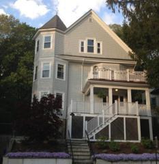 295 Tappan St #2, Brookline, MA 02445 (MLS #72134407) :: Goodrich Residential