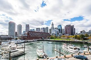 59 Commercial Wharf #4, Boston, MA 02110 (MLS #72134736) :: Goodrich Residential