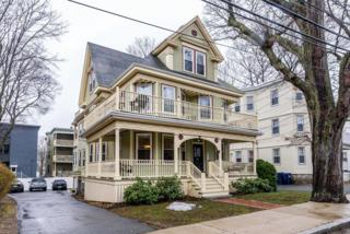 22 Hewlett Street #1, Boston, MA 02131 (MLS #72152704) :: Charlesgate Realty Group