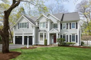 44 Shirley Road, Wellesley, MA 02482 (MLS #72152963) :: Ascend Realty Group