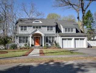 10 Sunset Rd, Wellesley, MA 02482 (MLS #72153175) :: Ascend Realty Group