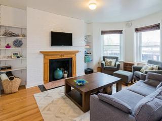158 Harvard Street #5, Brookline, MA 02446 (MLS #72154367) :: Goodrich Residential