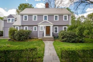 20 Whittlesey Rd, Newton, MA 02459 (MLS #72159884) :: Vanguard Realty