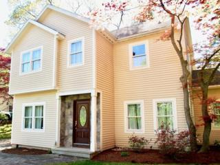 119 Brookline St, Newton, MA 02467 (MLS #72165740) :: Vanguard Realty