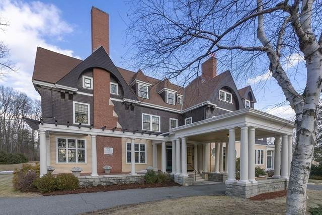 120 Hill St. (Whitin Lasell Manor), Northbridge, MA 01588 (MLS #72599730) :: EXIT Cape Realty