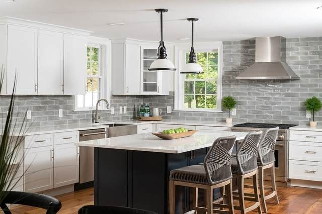 223 North Street, Hingham, MA 02043 (MLS #72706475) :: Zack Harwood Real Estate | Berkshire Hathaway HomeServices Warren Residential