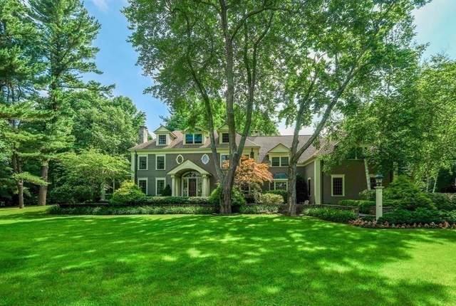 54 Glezen Ln, Wayland, MA 01778 (MLS #72710955) :: Cosmopolitan Real Estate Inc.