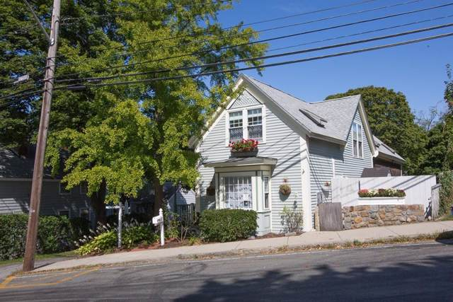 45 Mt Pleasant St, Rockport, MA 01966 (MLS #72557393) :: Compass