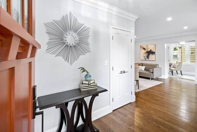 48 Saville #1, Cambridge, MA 02138 (MLS #72668001) :: Kinlin Grover Real Estate