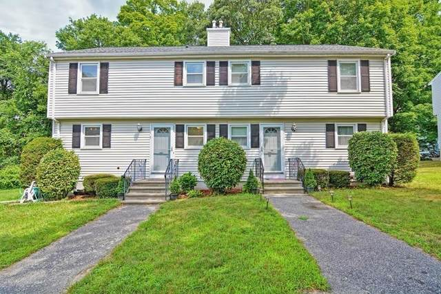 13 Garden Road #0, Natick, MA 01760 (MLS #72698544) :: Parrott Realty Group