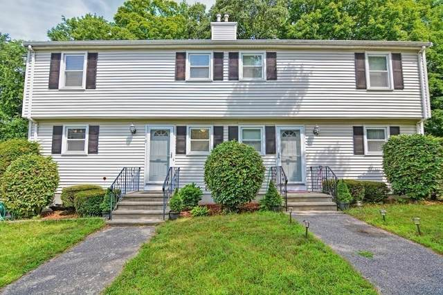 11 Garden Road #0, Natick, MA 01760 (MLS #72698545) :: Parrott Realty Group