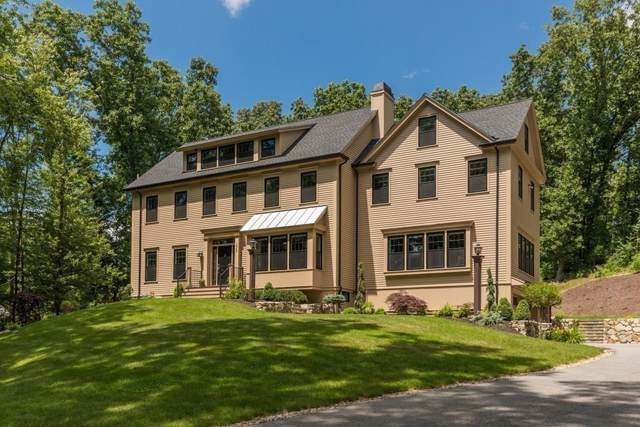 1849 Great Pond Rd, North Andover, MA 01845 (MLS #72527091) :: DNA Realty Group