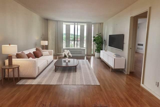 33 Pond Ave #1104, Brookline, MA 02445 (MLS #72649301) :: Zack Harwood Real Estate | Berkshire Hathaway HomeServices Warren Residential