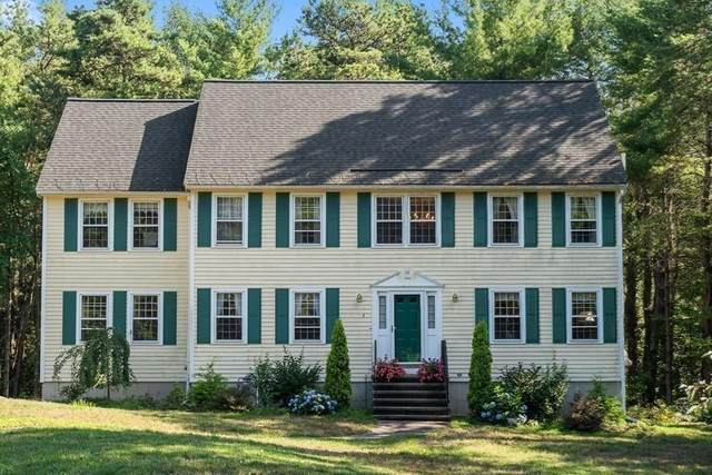 4 Jessica Circle, Westford, MA 01886 (MLS #72704010) :: Anytime Realty