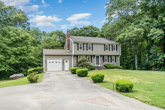 546 Tremont St, Rehoboth, MA 02769 (MLS #72853503) :: The Ponte Group