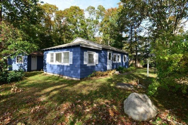 13 Wilson Rd., Marion, MA 02738 (MLS #72251936) :: Driggin Realty Group