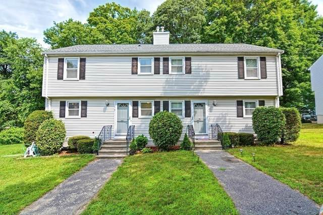 11-13 Garden Road, Natick, MA 01760 (MLS #72698541) :: The Duffy Home Selling Team