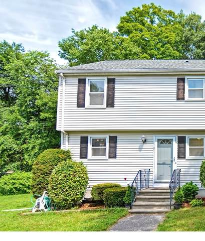 13 Garden Road #0, Natick, MA 01760 (MLS #72698544) :: The Duffy Home Selling Team