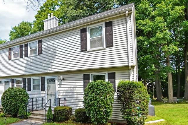 11 Garden Road #0, Natick, MA 01760 (MLS #72698545) :: The Duffy Home Selling Team